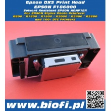 DX5 F186000 - GŁOWICA EPSON DX5  - DTG-R800-R1800-R1900-R2000-R2400-R2880 | Oryginal, Made In Japan