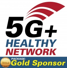 5G+ Healthy Network - Gold Sponsor Package