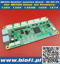 Heather Junction Board MUTOH Value Jet 1604 DG-40135